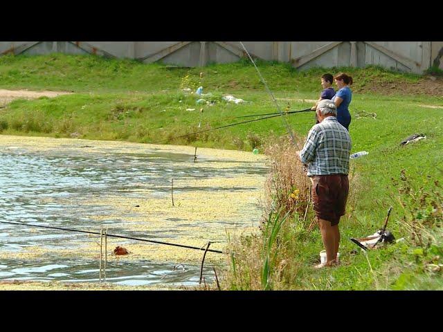 Рыбалка под напряжением