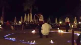 Pomegranate Spa Hotel, Zeibekikos, Dance Group Dionisos, Music: Trio Thessaloniki
