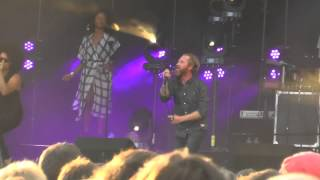 Arsenal - Black Mountain (Beautiful Love) (Suikerrock Tienen 02/08/2014)
