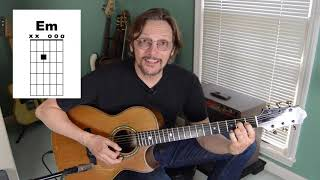 Super Easy Beatles Guitar by Mike Pachelli