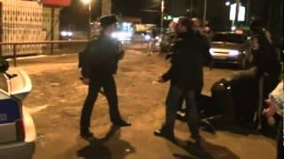 Ростовское быдло против полиции