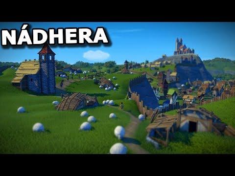 Simulátor středověké vesnice - Foundation #1
