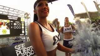 preview picture of video 'FIBA #3x3WT San Juan - Dunk Contest highlights'