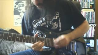 Dream Theater - Lie - guitar cover - Full HD