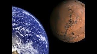 Восхождение к Марсу. Путь к Красной планете. Главный полет 21 века. Космос, Вселенная 11