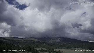 Monitoreo Volcán Iztaccihuatl EN VIVO | Kholo.pk