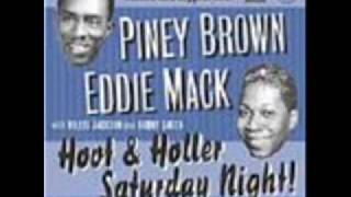 Piney Brown How About Rocking With Me (1950)