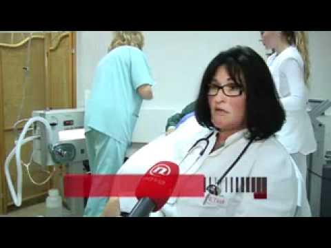 Die Analysen auf die Parasiten das Warschauer