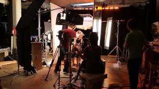 Bat For Lashes - Lilies (Behind the Scenes)