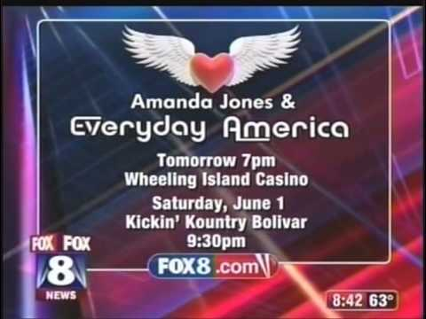 Everyday America Performs at FOX 8 News