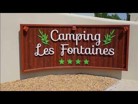 Leirintäalue Les Fontaines - Ciela Village