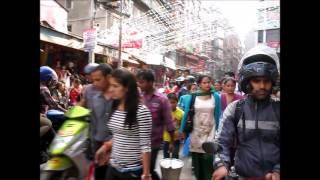 2014-09-27 A walk in Kathmandu