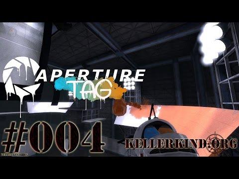Aperture Tag #4 – Wir müssen schnell sein! ★ Let's Play Portal 2 Community Mods [HD|60FPS]