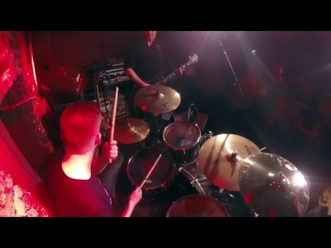 Queens Of The Stone Age - A Song For The Dead (Live Cover & Drum Cam)