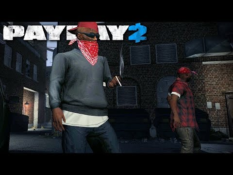 PAYDAY 2 - Rats Day 2 - Solo Stealth (All Dead)