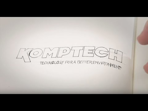 Overview of the Komptech Brand