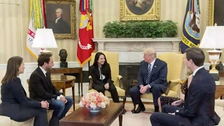 Trump helps free American jailed in Egypt