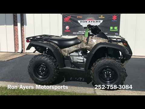 2019 Honda FourTrax Rincon in Greenville, North Carolina - Video 1