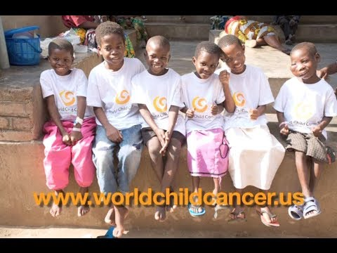 Improve Cancer Care For 100 Children In Ghana