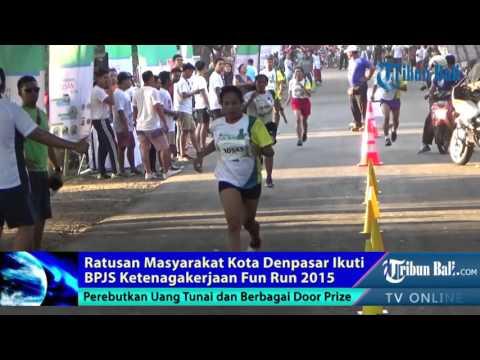 Fun Run BPJS Ketenagakerjaan Denpasar