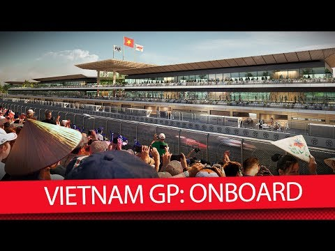 Image: WATCH: Onboard lap of Vietnam F1 track!