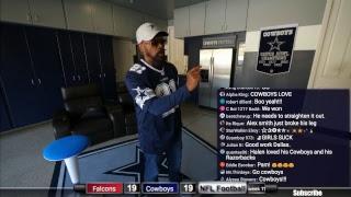 Dallas Cowboys vs Atlanta Falcons watchalong with Shangio