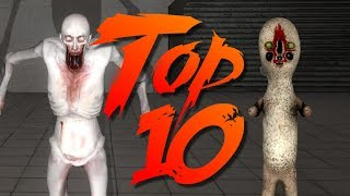 Top 10 SCP Mods In Garry's Mod