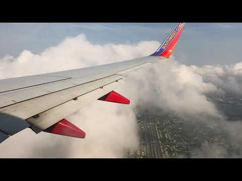 Download Landing At Orlando Intl Airport MCO HD Mp4 3GP Video and MP3