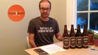 Noble Brewer homebrew beer subscription unboxing 2