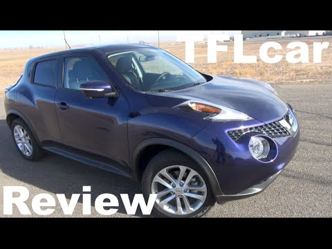 2015 Nissan Juke AWD 0-60 MPH Review: Fast, Fun but certainly not too Furious