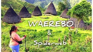 preview picture of video 'VLOG - Waerebo & Spiderweb Riceflied'