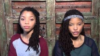 "Beyonce   ""Pretty Hurts (Chloe X Halle Cover)"""