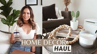 HomeSense Haul | New-In Home Decor Summer 2020 || MODERN BOHEMIAN