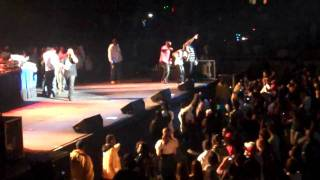 T.I. Performing What Up, What's Haapnin At Bojangles' Coliseum In Charlotte