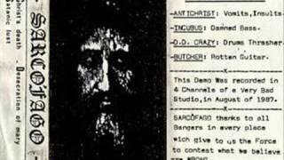 Sarcofago - Christ's Death[Christ's Death demo]