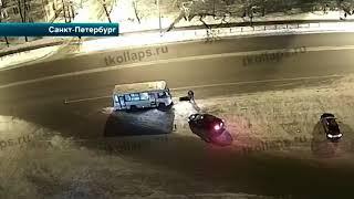 В Петербурге задержали предпологаемого убийцу водителя рейсового автобуса