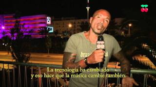 David Morales Interview  Pacha Ibiza 2011
