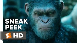 War for the Planet of the Apes Sneak Peek #1 (2017) | Movieclips Trailers