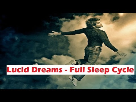Lucid Dreaming Induction- Stages Of Sleep, REM Sleep