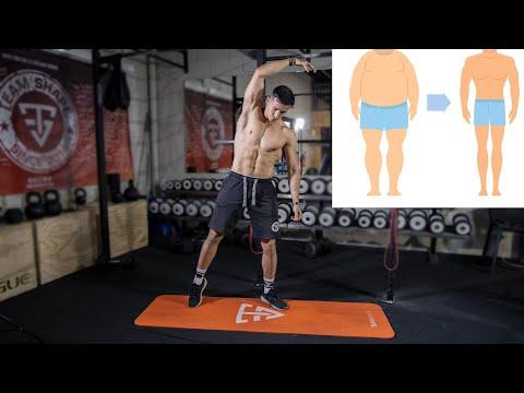 Comment perdre du poids style mma