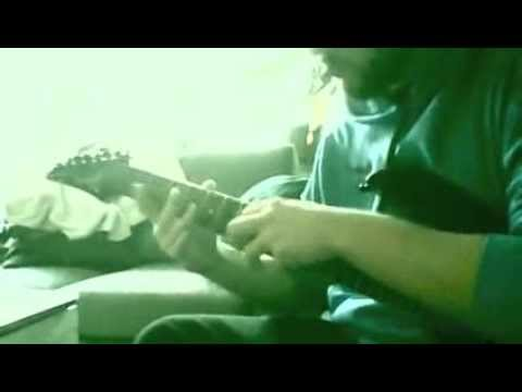 Estuarine- Dismembered.. (guitar playthrough)