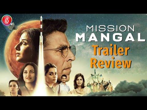 Mission Mangal | Official Trailer | Akshay Kumar | Vidya | Taapsee | Sonakshi | 15 Aug | Review