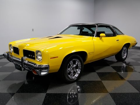 Video of '73 GTO located in North Carolina - $22,995.00 Offered by Streetside Classics - Charlotte - KCDQ