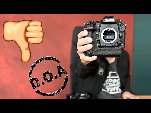 Nikon D6 ... Flagship FAIL ?