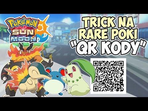 TRICK NA RARE POKEMONY (Poradnik Pokemon Sun&Moon #1)