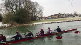Lent Bumps 2018 Day 4: M1 Show Snow Signs of Stopping