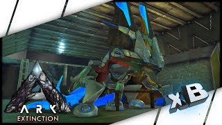 Tek Prep! :: Noob Vs ARK: Extinction :: E24