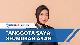 Dinobatkan Jadi Kapolsek Wanita Termuda di Indonesia, Iptu Nadya Ayu: Anggota Saya Seumuran Ayah