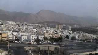 2011 Oman Work Visit August