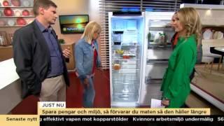 Så Förvarar Du Maten Så Den Håller Längre - Nyhetsmorgon (TV4)